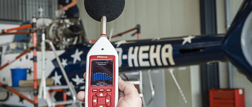 Optimus Noise at Work Sound Level Meter