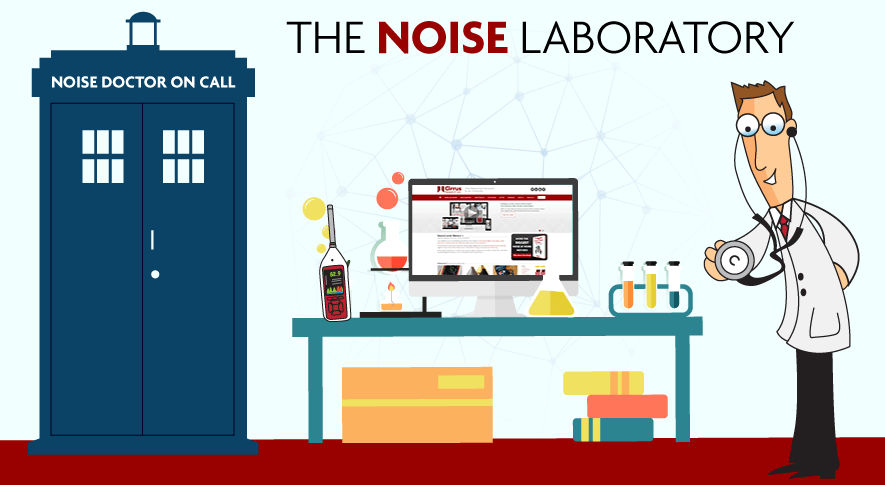 The Noise Doctor In The Noise Laboratory