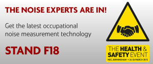 visit cirrus at stand f18 at the health and safety event 2015