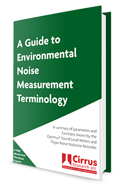 environmental noise terminology