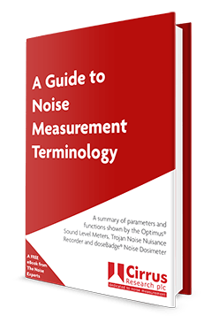 Noise Measurement Terminology Guide
