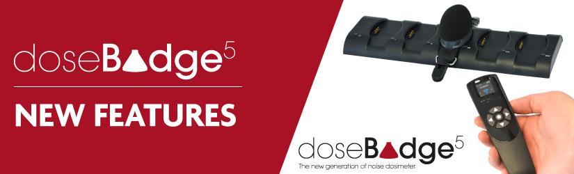 dosebadge5 - New Features