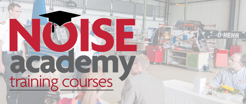 Noise Academy Training Courses