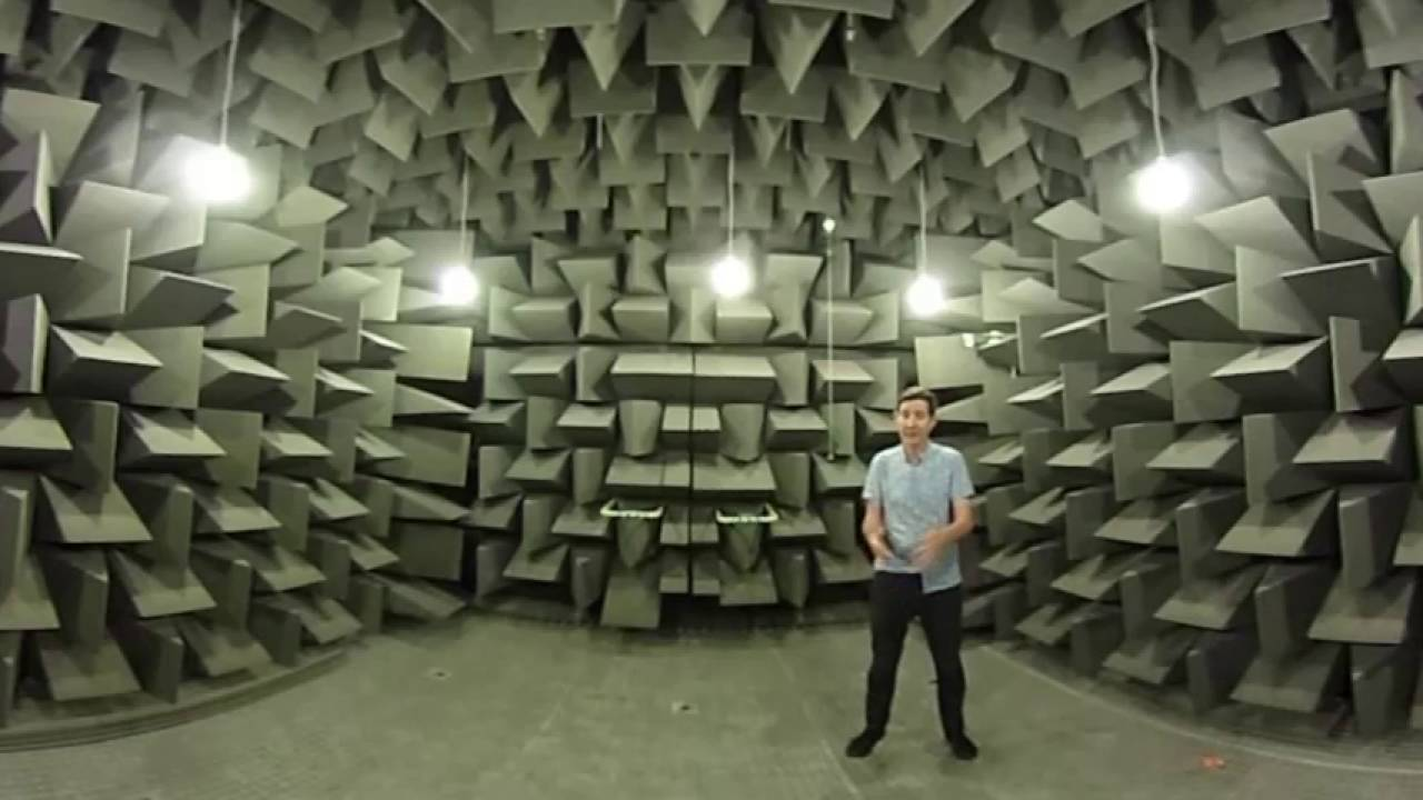Best Hearing Protection >> What is an Anechoic Chamber and How Quiet Can It Be?