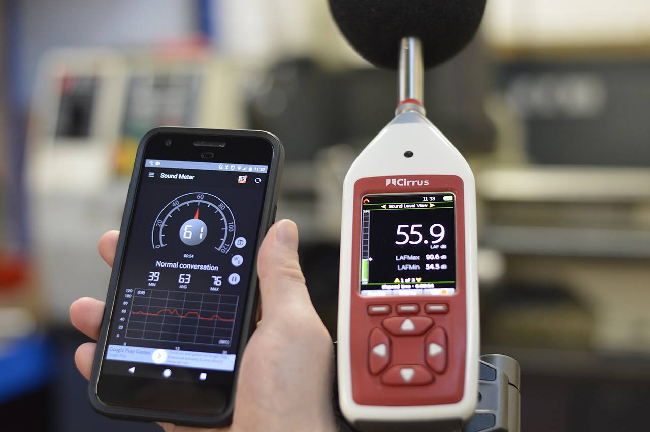 Sound Level Meter Apps – How Accurate Are They?