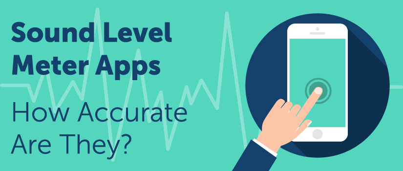 sound level meter apps accuracy