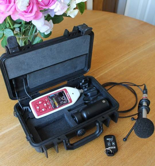 trojan2 noise nuisance recorder from cirrus research plc