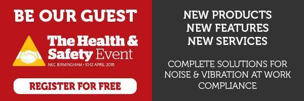 Be our guest at Health & Safety Event 2018