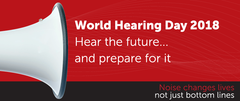 World Hearing Day 2018 graphic
