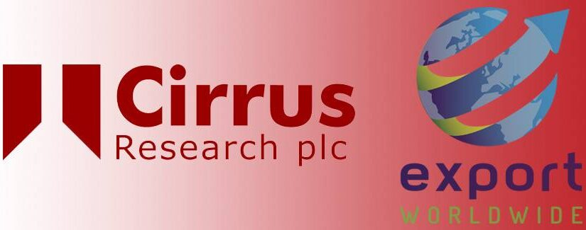 An image showing the Cirrus Researh and Export Worldwide logos
