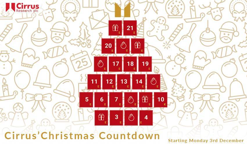 Christmas Count Down.Cirrus Christmas Countdown Is Here Noisenews