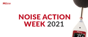CIEH announce their noise survey in line with Noise Action Week 2021