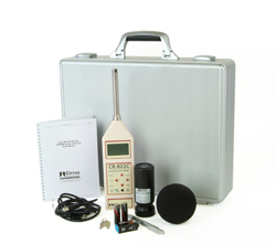 CR:800C Sound Level Meter Measurement Kit