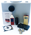 optimus sound level meters
