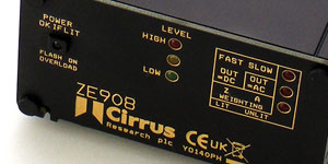 ZE:908 Preamplifier Power Supply
