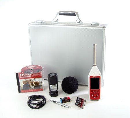 Sound Level Meter Measurement Kits