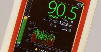 Sound Level Meters & Noise Meters