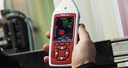 Optimus Red Sound Level Meters for Noise at Work
