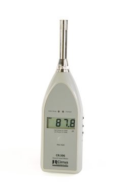 CR:306 Class 2 Sound Level Meter