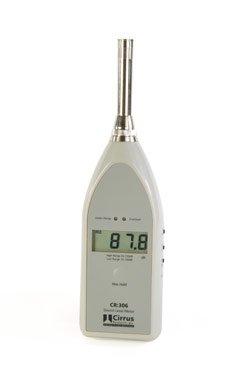 CR:306 Class 2 Sound Level Meter
