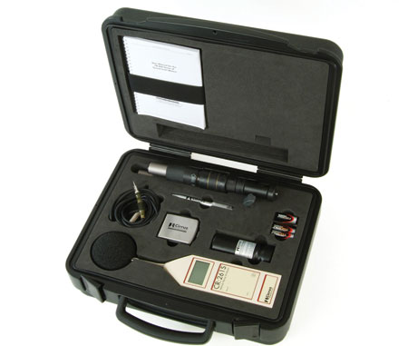 CK:261S Vehicle Noise Measurement Kit