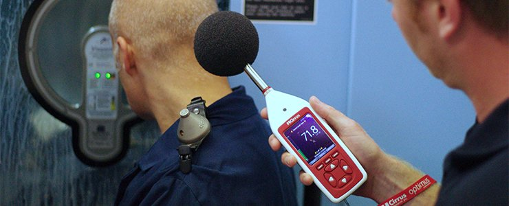 Noise at Work - Sound Level Meters & Noise Dosimeters to meet the Noise at Work Regulations