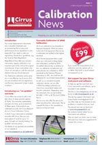Calibration News Issue 4