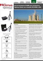 CK:680 Outdoor Kit with 3G/GPRS/GPS Datasheet (ES)