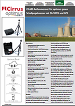 CK:680 Outdoor Kit with 3G/GPRS/GPS Datasheet (DE)