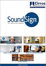 CR:201 SoundSign Noise Warning Sign Datasheet (DE)